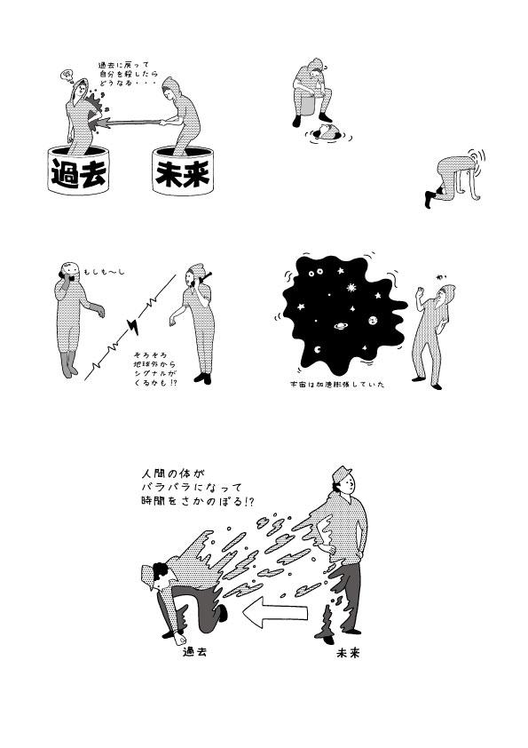 ニュートリノとタイムマシン01