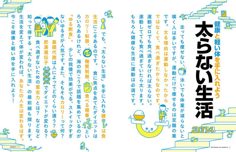 文藝春秋「NumberDo」トビラ1